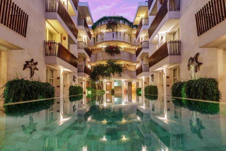 Adhi Jaya Sunset Hotel Bali - Surround