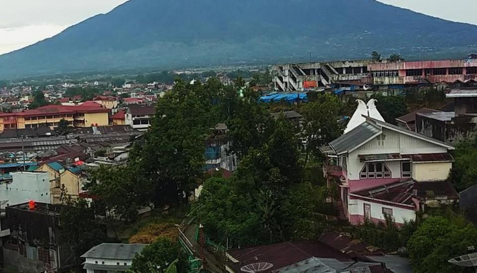 Amali Hotel Padang - Pemandangan