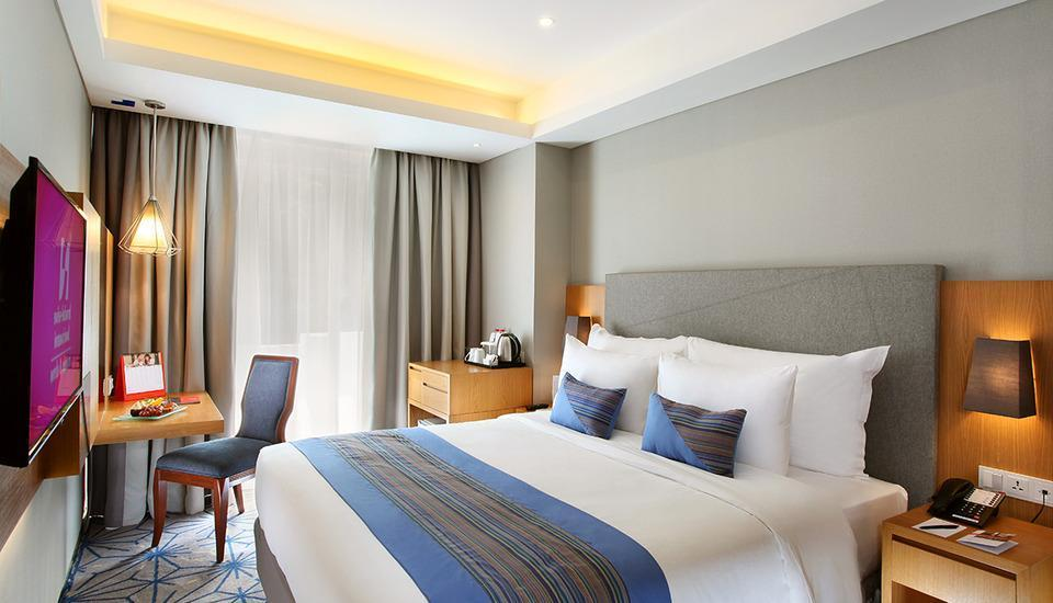 Swiss-Belhotel Pondok Indah - Deluxe Room Regular Plan