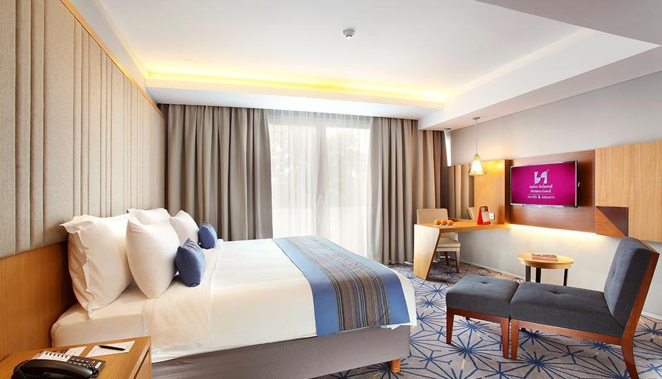 Swiss-Belhotel Pondok Indah - Grand Deluxe Room Pay Now & Save 15%