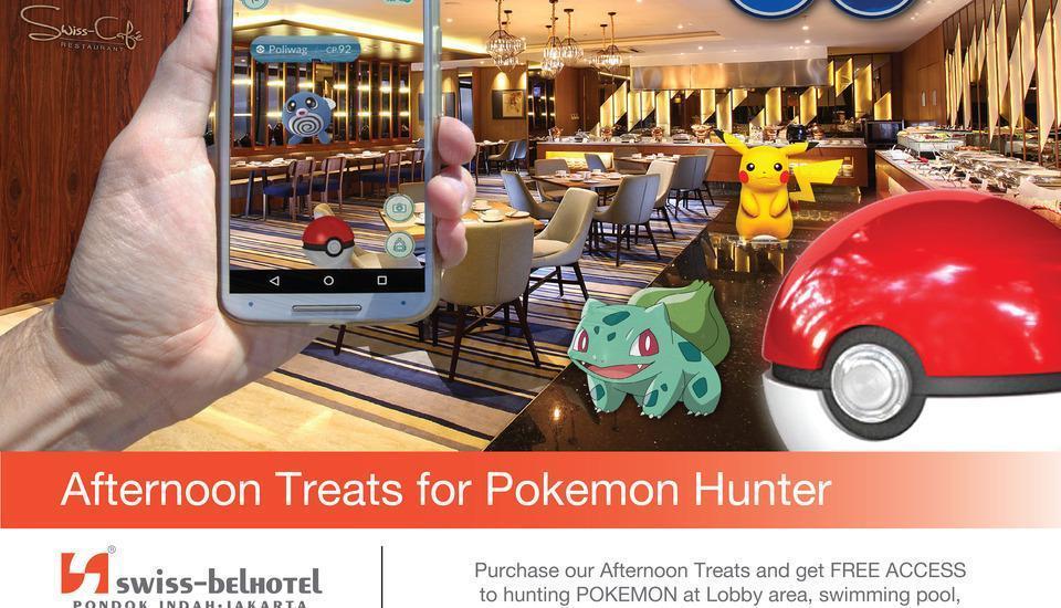 Swiss-Belhotel Pondok Indah - Mencari Pokemon