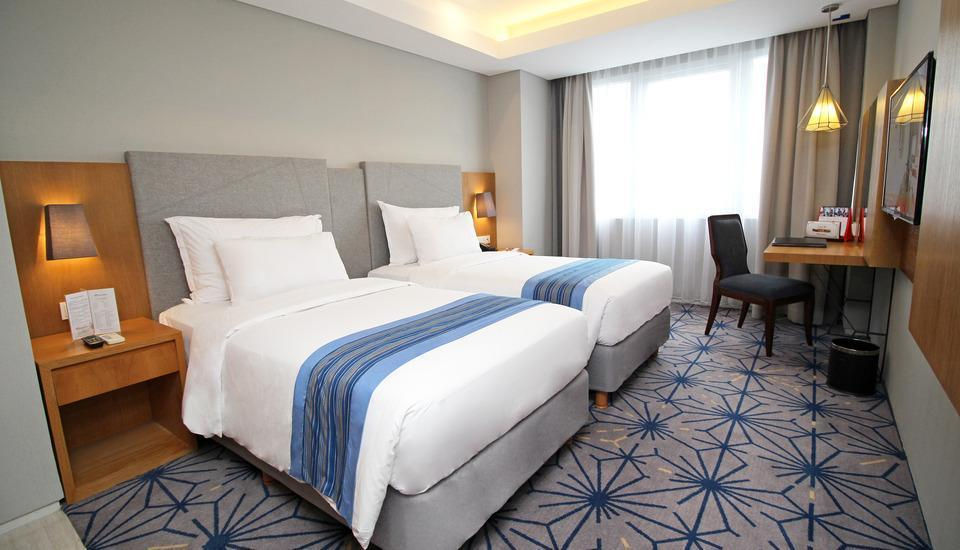 Swiss-Belhotel Pondok Indah - Deluxe Room Only Regular Plan