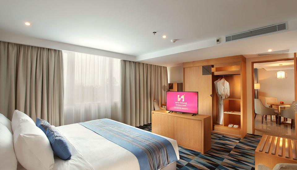 Swiss-Belhotel Pondok Indah - One Bedroom Suite Pay Now & Save 15%