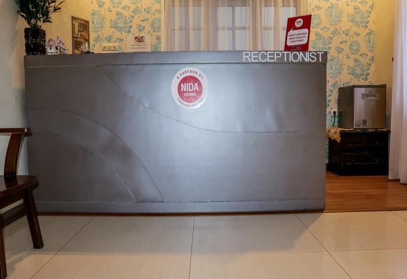 NIDA Rooms Pattimura 441 Medan Baru - Resepsionis