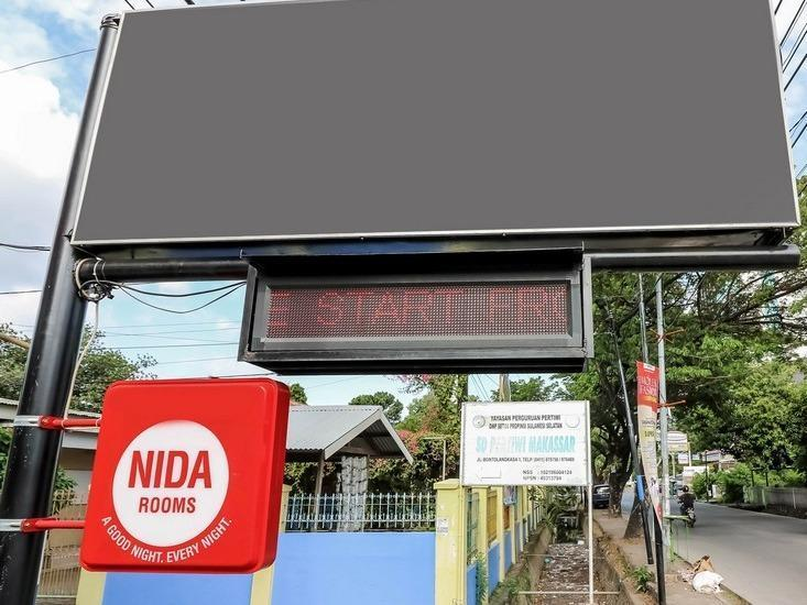 NIDA Rooms Bonto Langkasa 42 Makassar - Penampilan