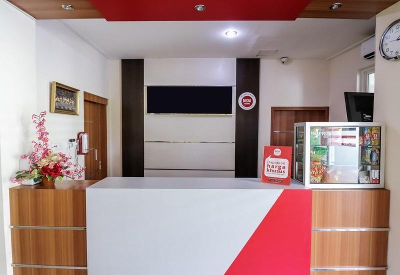 NIDA Rooms Bonto Langkasa 42 Makassar - Resepsionis