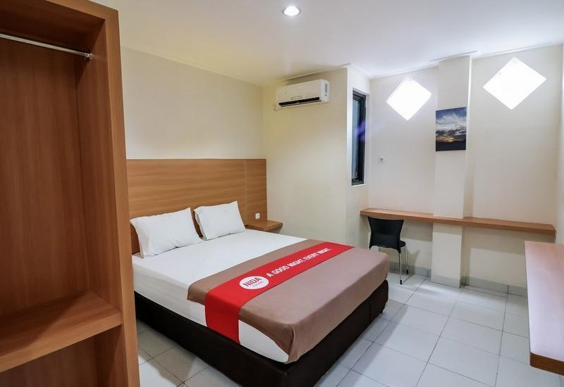 NIDA Rooms Bonto Langkasa 42 Makassar - Double Room Double Occupancy App Sale Promotion