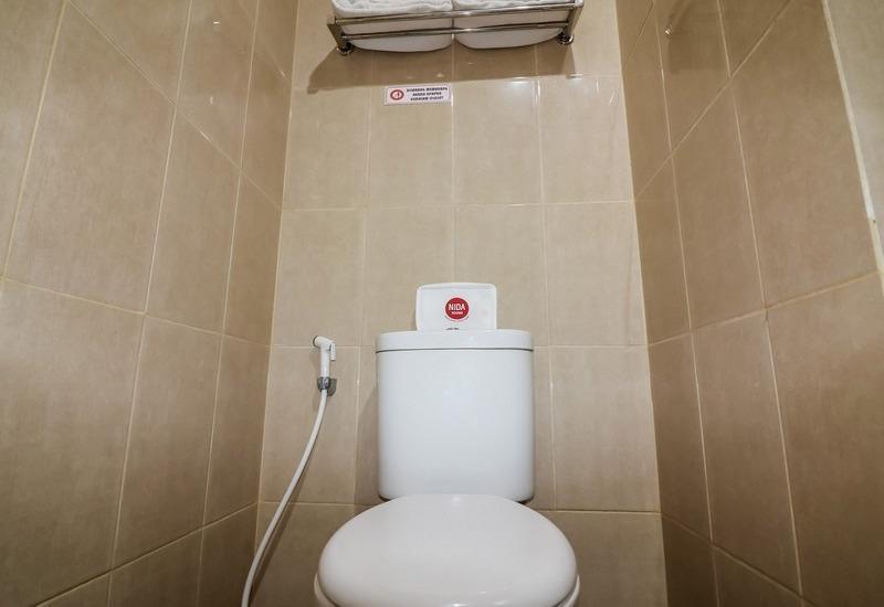 NIDA Rooms Bonto Langkasa 42 Makassar - Kamar mandi