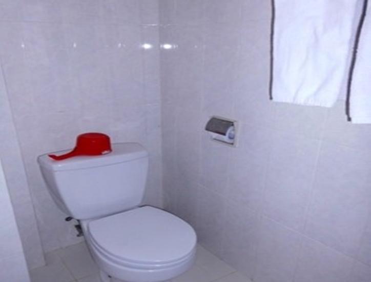 Hotel Oranjje Bali - Kamar mandi
