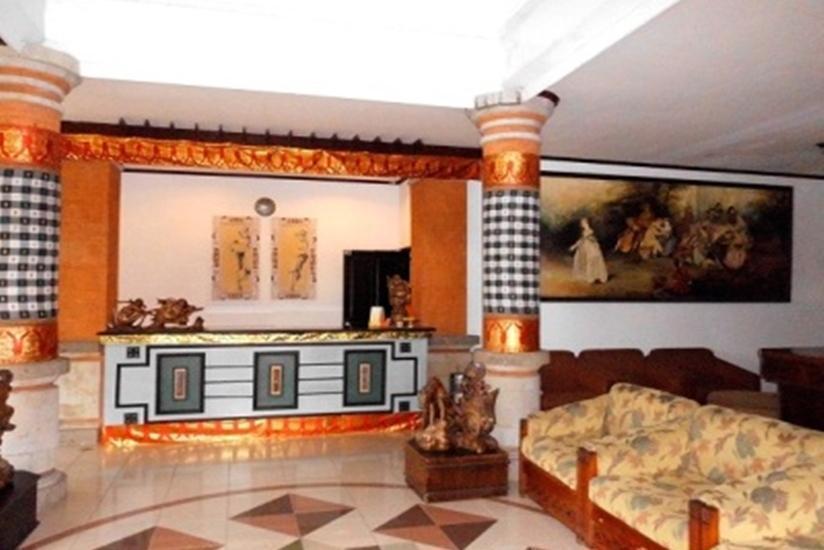 Hotel Oranjje Bali - Lobi