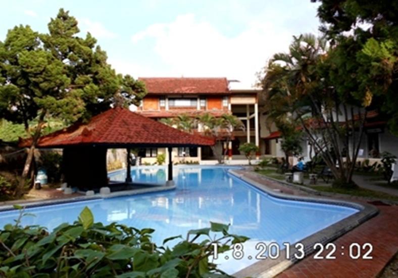 Hotel Oranjje Bali - Kolam Renang