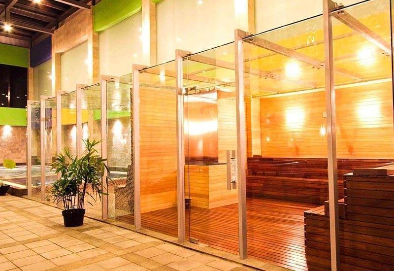 FM7 Resort Hotel Jakarta - Sauna