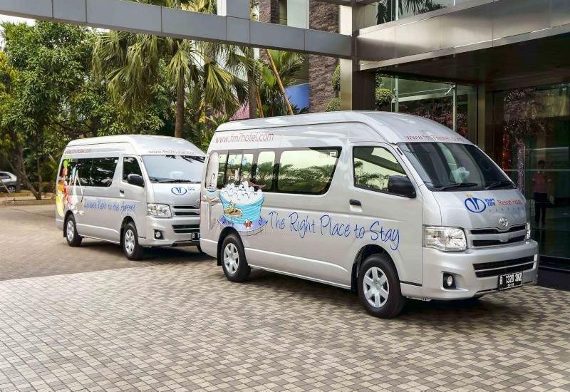 FM7 Resort Hotel Jakarta - Shuttle