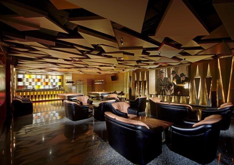 FM7 Resort Hotel Jakarta - Lounge