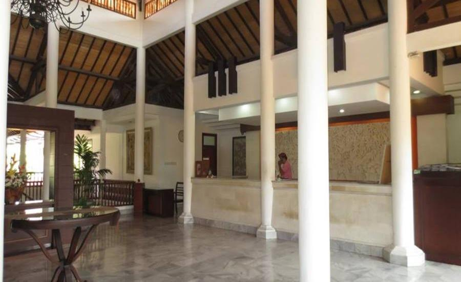Hotel Puri Raja Legian Bali Bali - Resepsionis