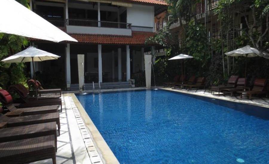 Hotel Puri Raja Legian Bali Bali - Kolam Renang