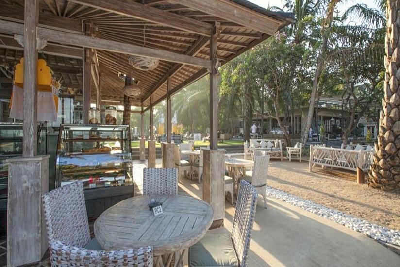Segara Hotel Bali - Kafe