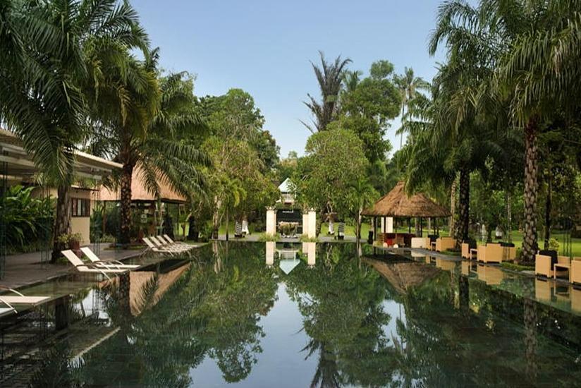 Segara Hotel Bali - Kolam Renang