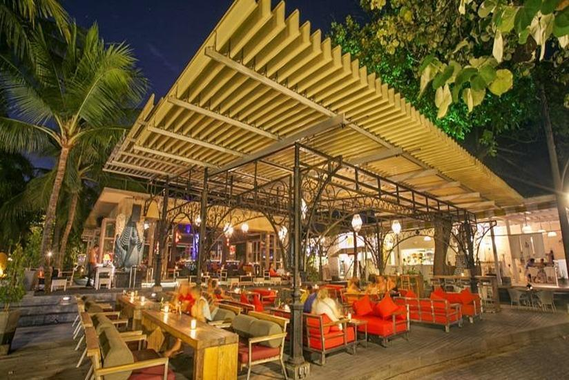Segara Hotel Bali - Restoran