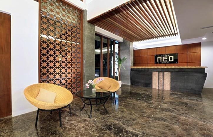 Neo Hotel Petitenget - Resepsionis