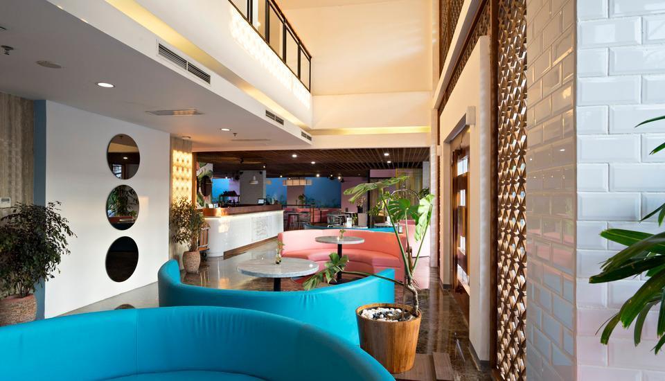 Liberta Seminyak Hotel - Lobby