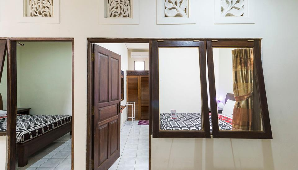 RedDoorz @Danau Meninjau Sanur Bali - Guest room