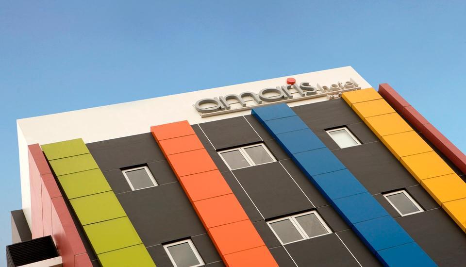 Hotel Amaris Senen - Tampilan Luar