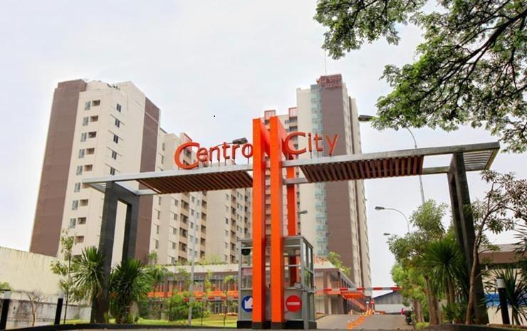 Centro City Service Apartment Jakarta - Lingkungan/View
