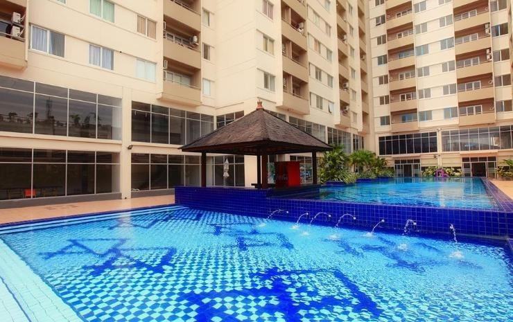 Centro City Service Apartment Jakarta - Kolam Renang
