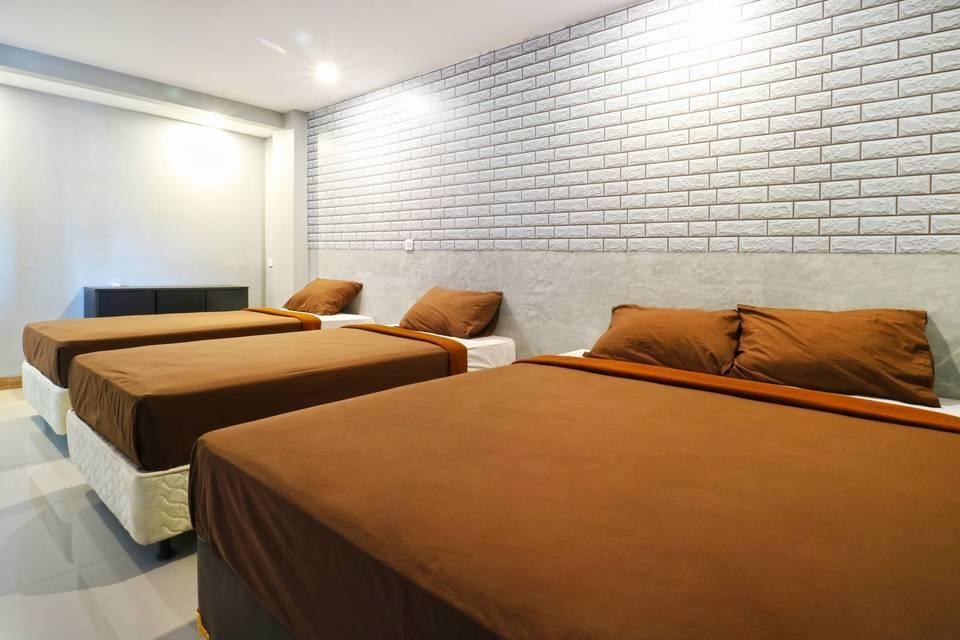 Pondok Eve Bandung - Bedroom
