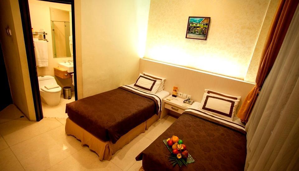 Ros In Hotel Yogyakarta - Kamar Superior Twin