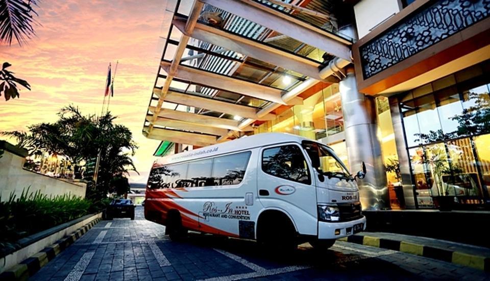 Ros In Hotel Yogyakarta - Tampak luar