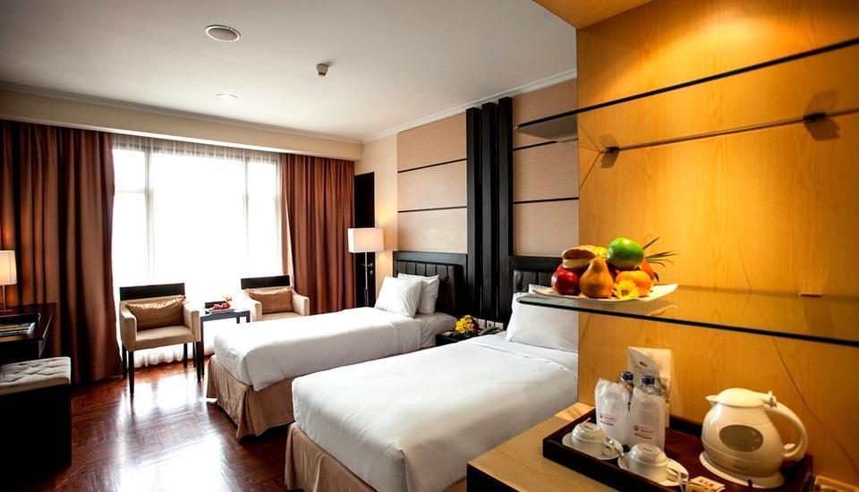 Ros In Hotel Yogyakarta - Kamar Deluxe Twin