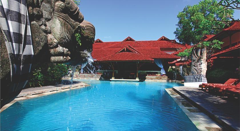 Bounty Hotel Bali - Kolam Renang
