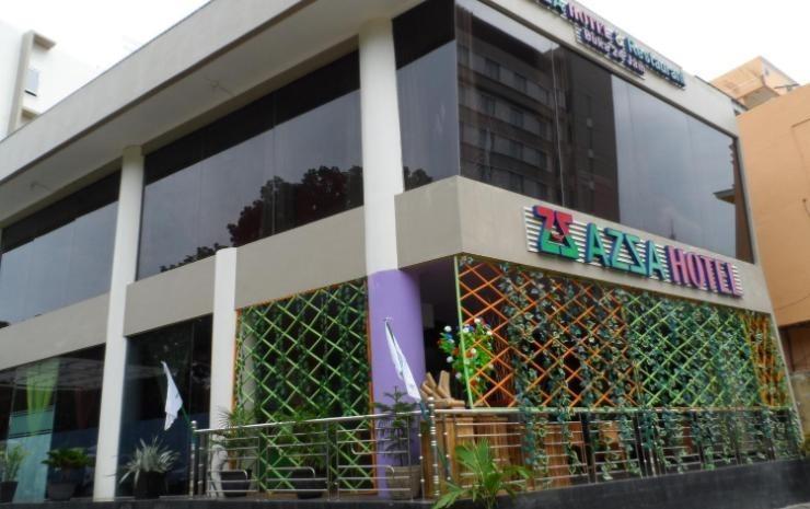 Azza Hotel by Horison Palembang - PENAMPILAN