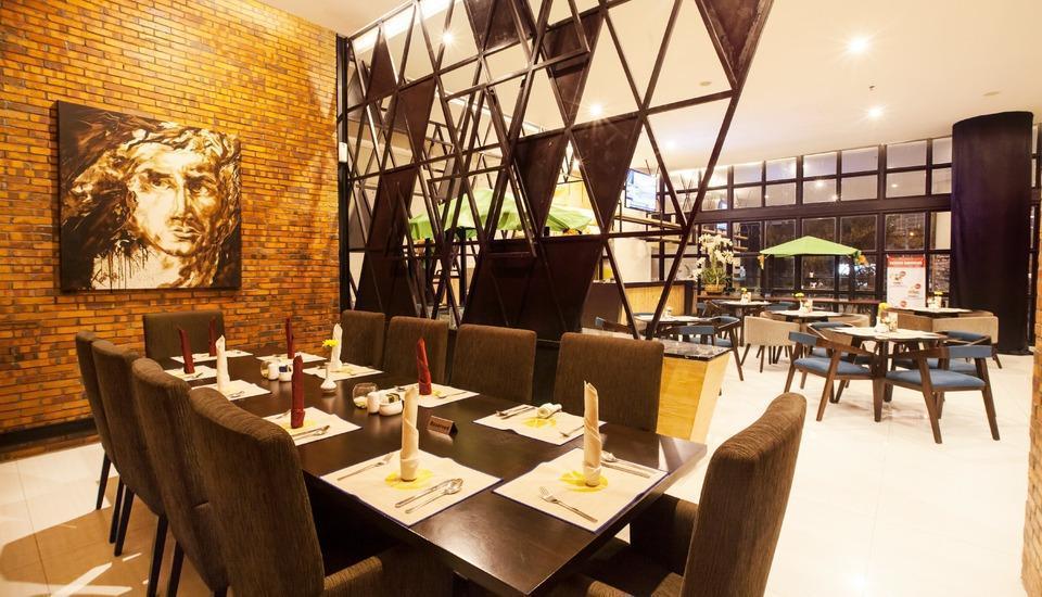 Golden Tulip Pontianak - Branche Restaurant