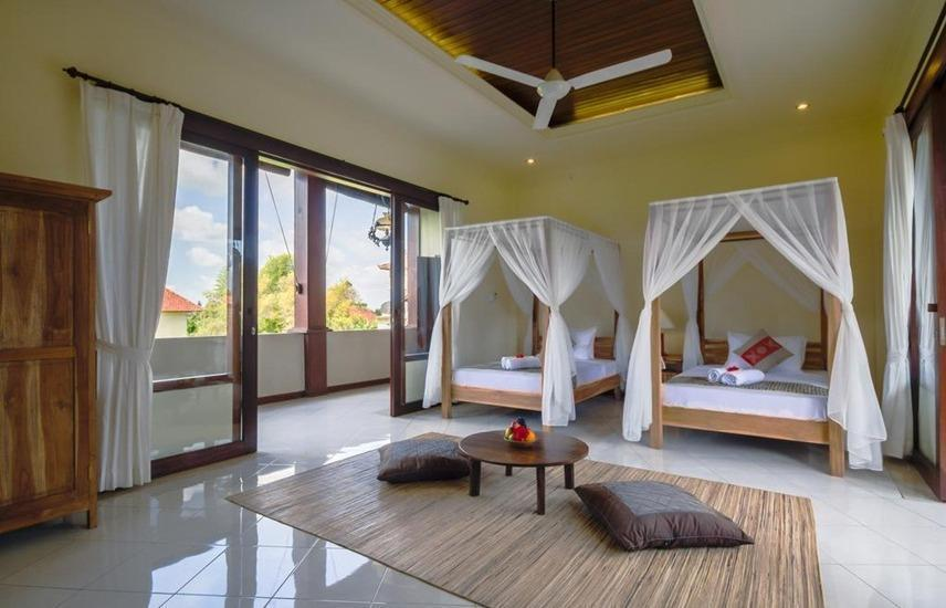 Loka Pala Villa Bali - Deluxe Room Regular Plan