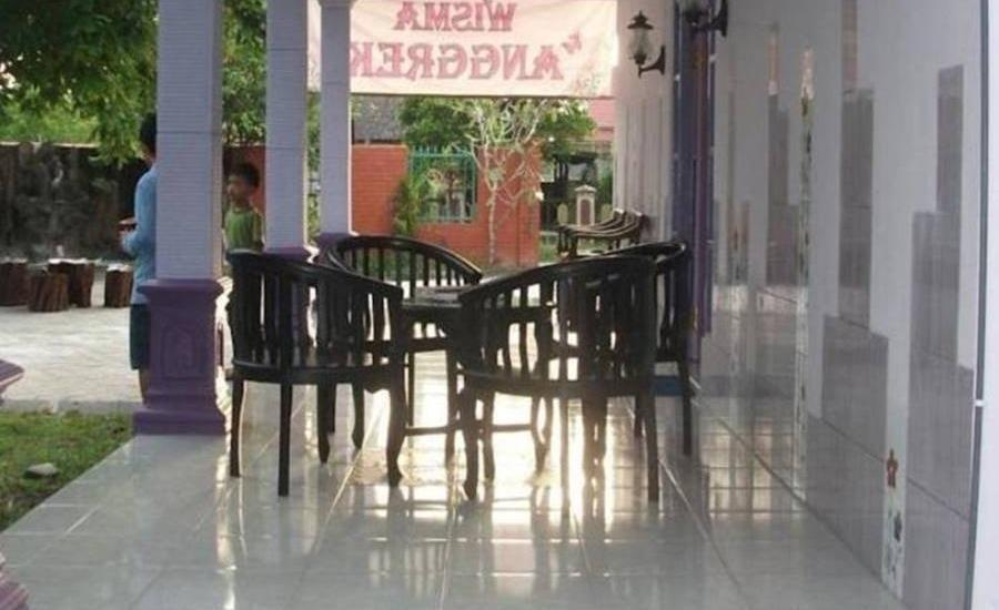 Wisma Anggrek Palangkaraya - Eksterior