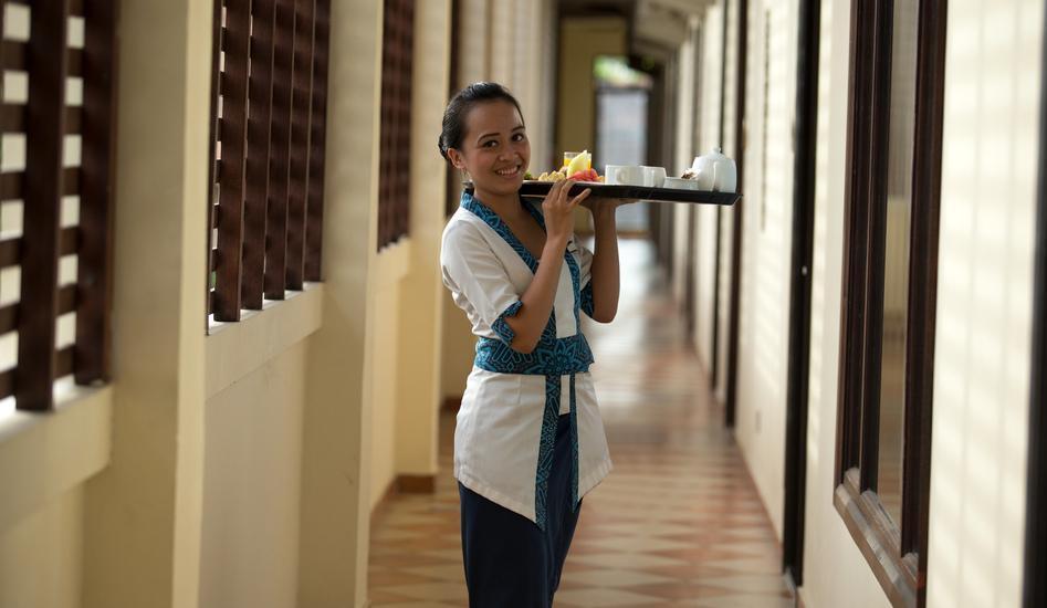 Best Western Resort  Kuta - Layanan Kamar
