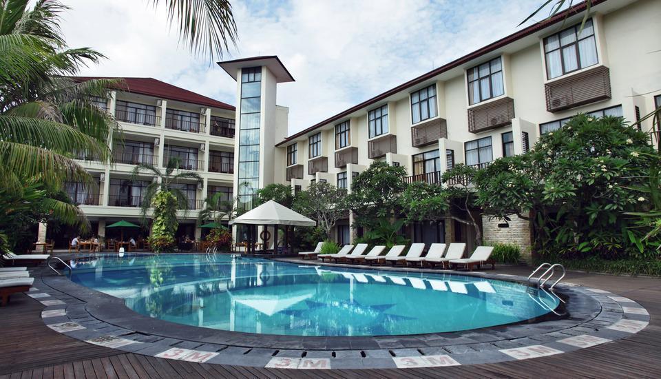 Best Western Resort  Kuta - Kolam Renang