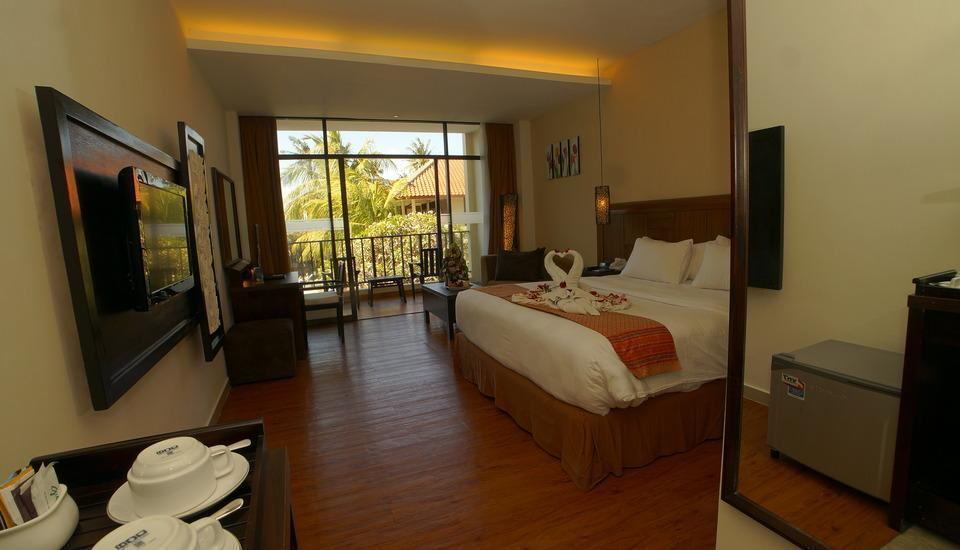 Best Western Resort  Kuta - Super Deluxe Room