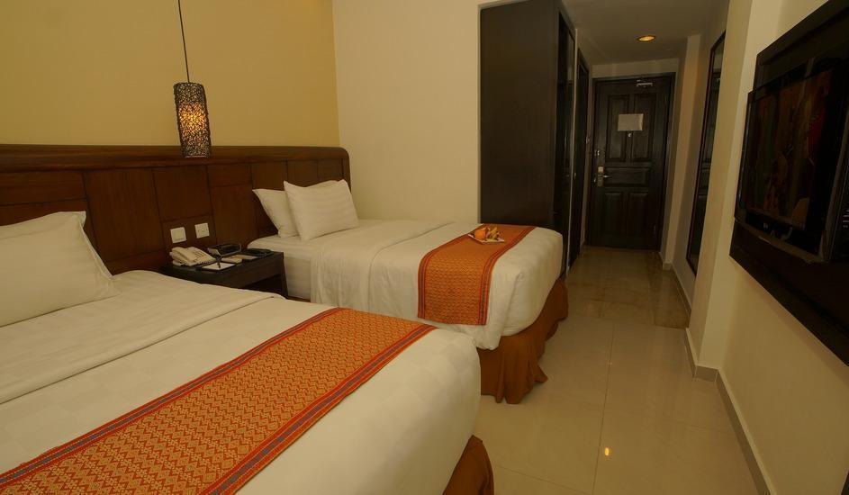 Best Western Resort  Kuta - Superior termasuk Sarapan BD - 4 nights