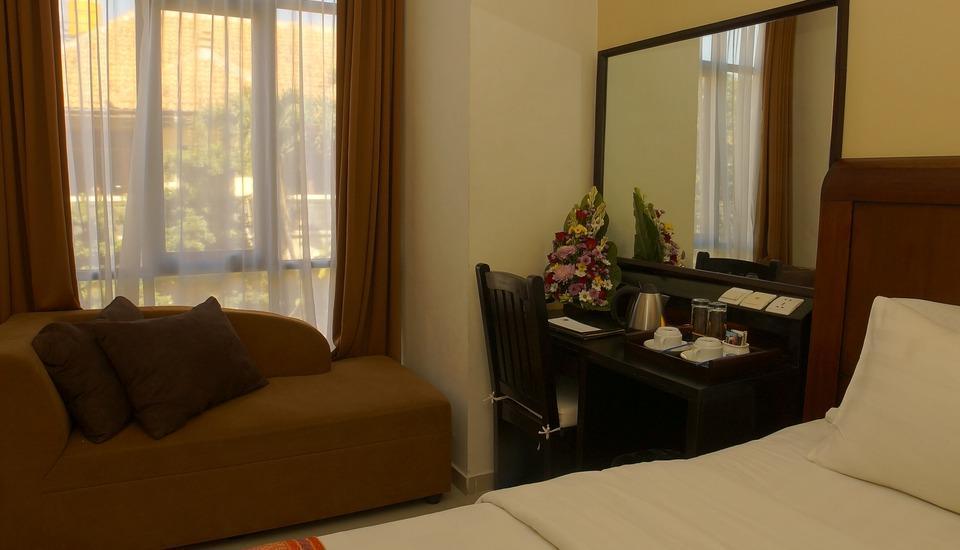 Best Western Resort  Kuta - Superior Include Breakfast  Min 4 nights stay