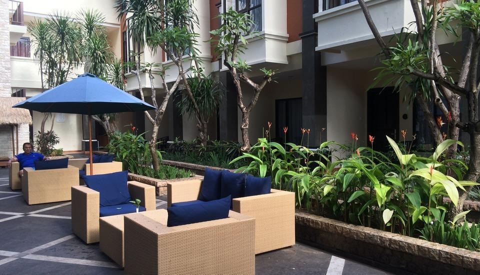 Best Western Resort  Kuta - Lounge