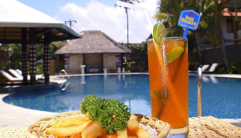 Best Western Resort  Kuta - Makanan Ringan dan minuman