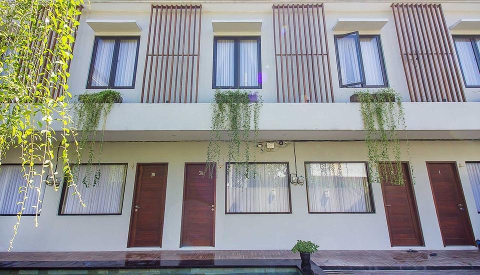 Tri Homestay Managed by Tinggal Bali - exterior