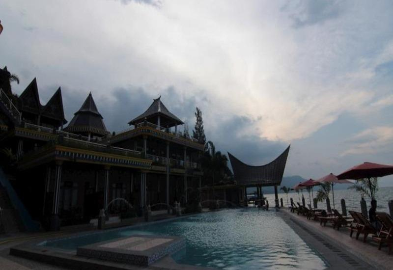 Samosir Cottages Resort Samosir - Kolam Renang
