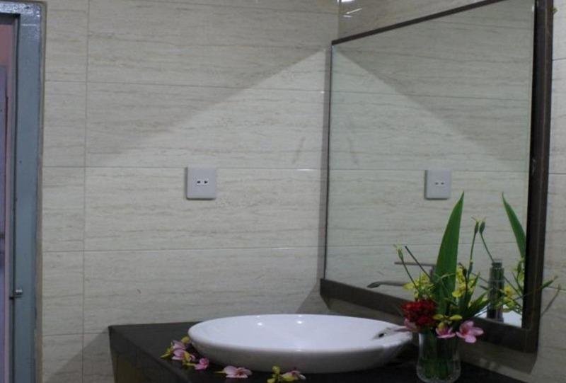 Samosir Cottages Resort Samosir - Kamar mandi