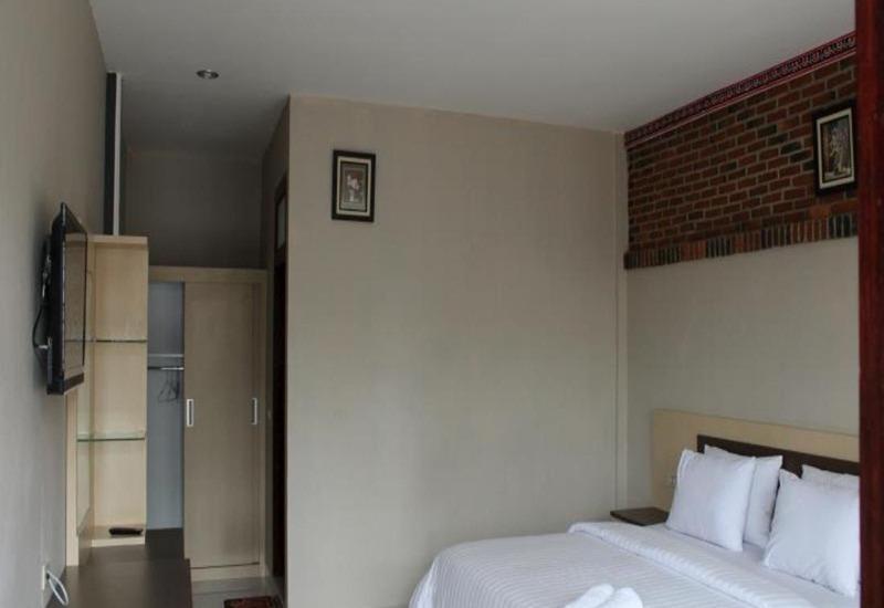 Samosir Cottages Resort Samosir - Kamar Deluxe