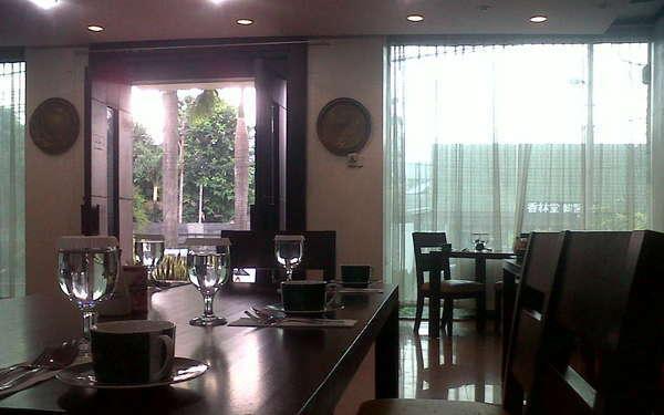 Hotel Jusenny Jakarta - Lounge
